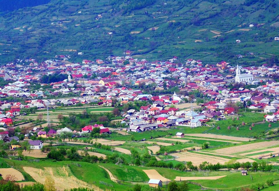 Comuna Maieru