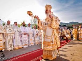 Resfintirea Bisericii din Maieru