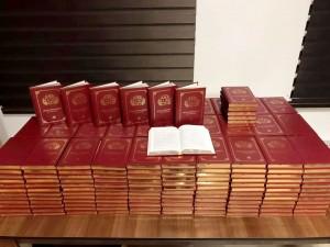 """Proiect misionar în parohia Maieru - """"Familia creştină – sub lumina Cuvântului Sfintei Scripturi"""""""